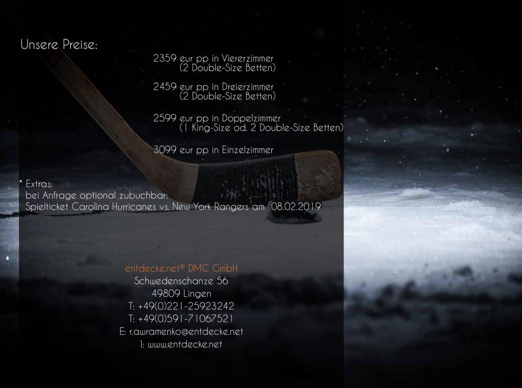 NHL 2019 Reisebeschreibung und Leistungen-5